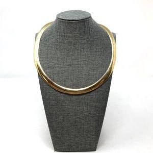 Jewelry - 🆕looks like 18K! Sterling/gold overlay nklce